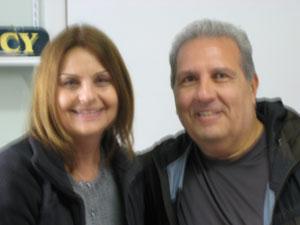 Joe & Cathy B